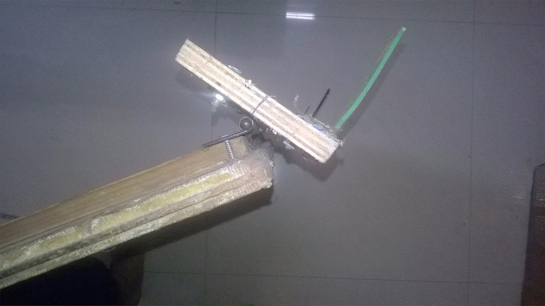 Making the Coupler- Wood Block