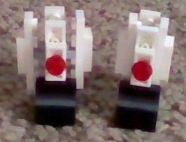 Lego Portal Sentry Turret