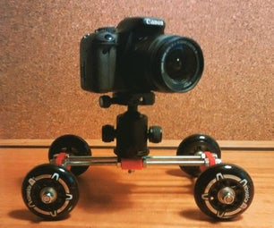 Simple Dolly With 3dprinted Parts