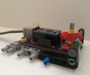 Build Your Own LEGO EV3 Sensor