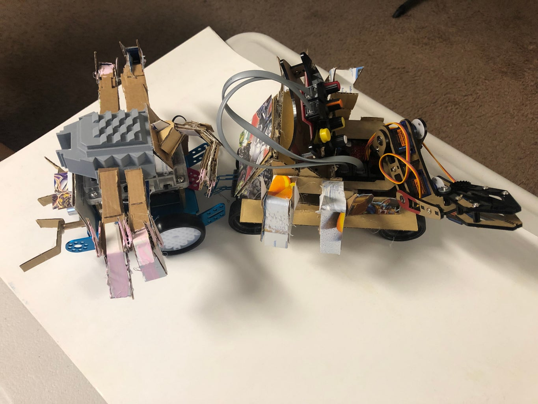 Claw Car Machine Project: Scorpion X11T-2