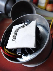 The DIY Thermopile