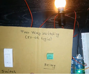 Twoway Switching