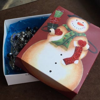 Make a Box Out of a Greeting Card!