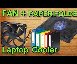Homemade Laptop Cooler for 1$
