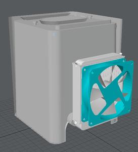Mac Pro Junior - DIY Hand Built Case