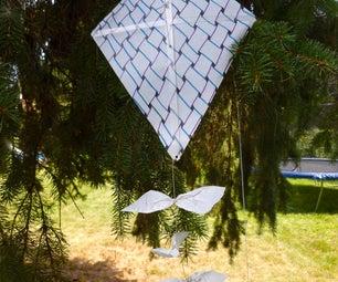 Easy Paper Kite