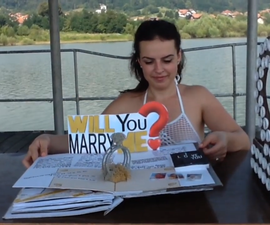Pop-Up Book (How I Propose Her?)