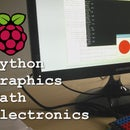 Raspberry Pi - GPIOs, graphical interface, pyhton, math, and electronics.