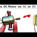 24v DC Motor to High Speed Universal Motor ( 30 Volts )