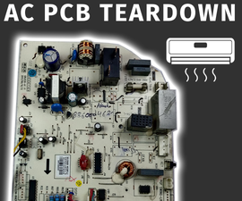 Air Conditioner PCB Tutorial With Its Working and Repair