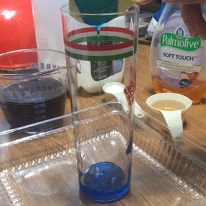 Stacking Liquids