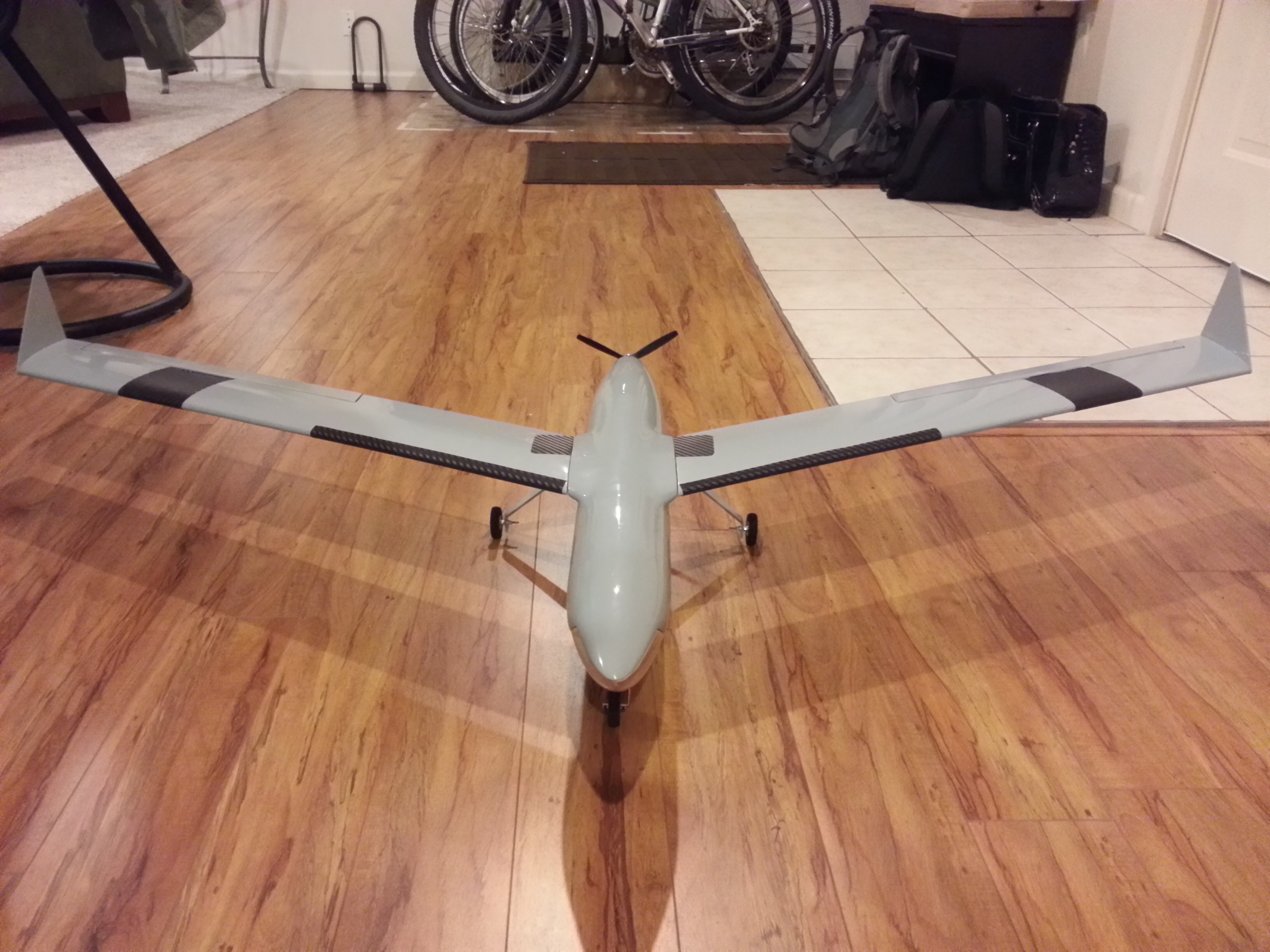 Make a UAV for research and photography