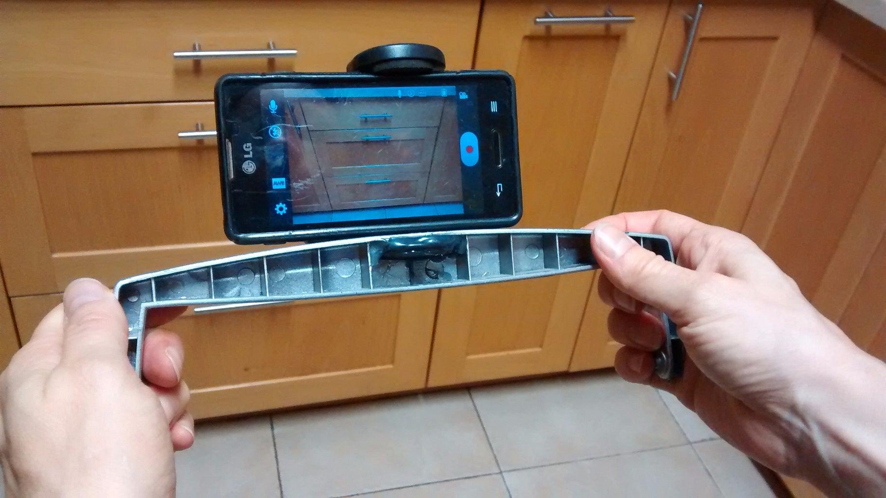 Easy Phone Steady-Cam Hack!