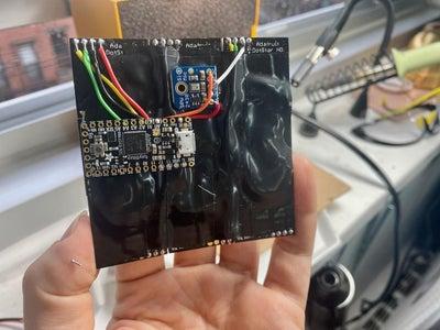 Code the Sine Wave - Arduino