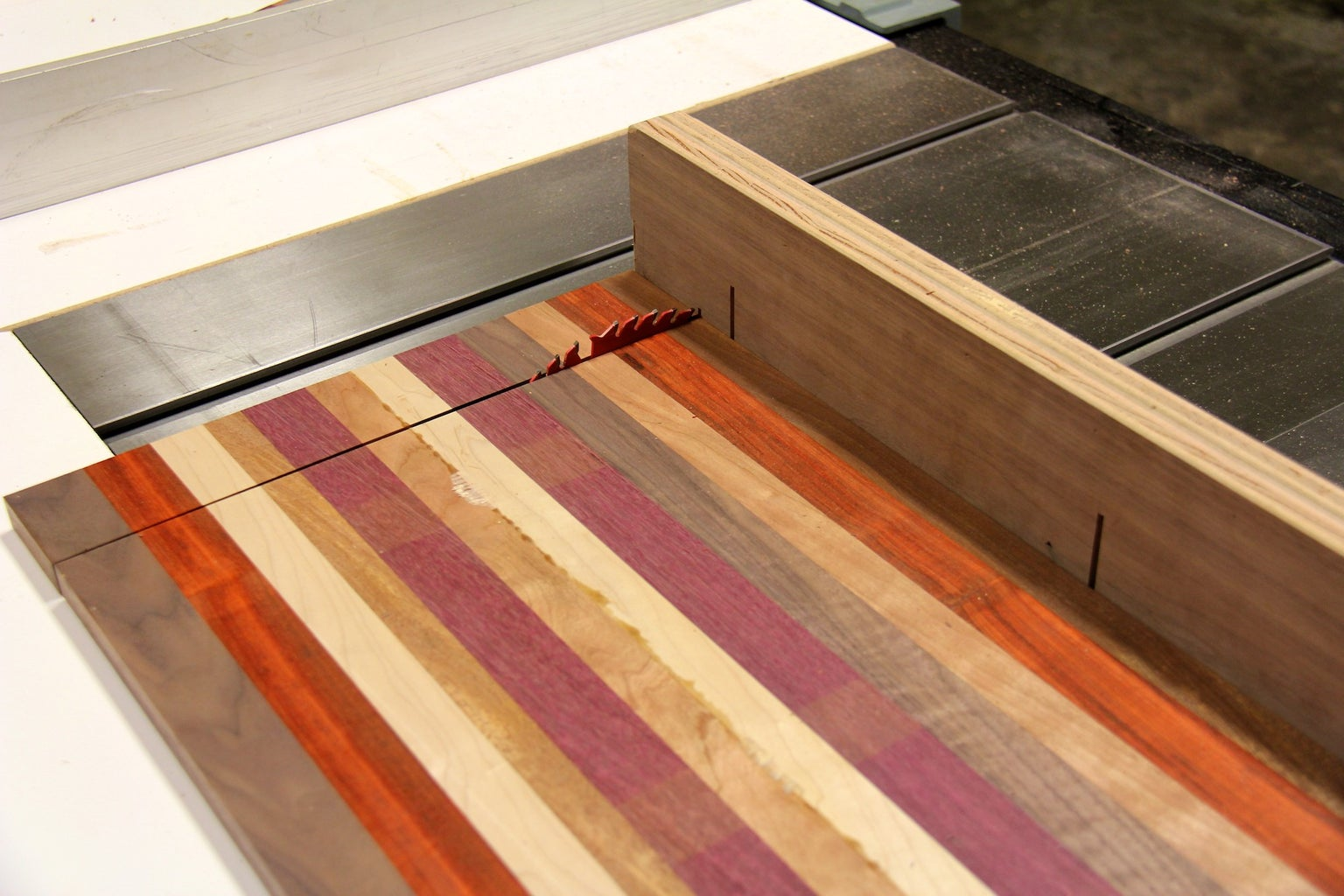 Make Stock Material and Cut Off a Strip