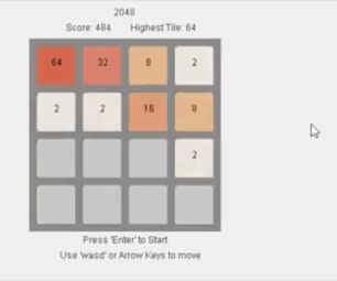 Program Your Own 2048 Game W/Java!