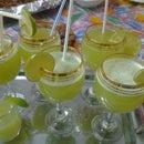 Make a Summer Icy Lemon/Mint Juice