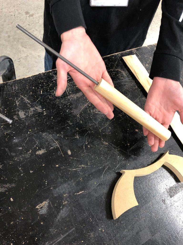 Dowel Rods and Wood Glue