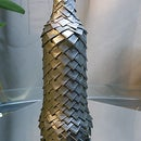 "Removable ""Dragon Skin"" Bottle Cozy from Duct Tape [Updated]"