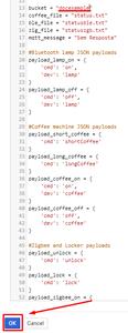 Google Cloud Functions - Edit Variable: