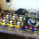 Knex Laptop Stand and Cooling Pad Mods
