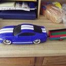 Lego RC car trailer