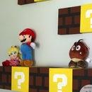 DIY Super Mario Shelves