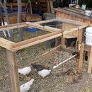 Chicken Water Tower