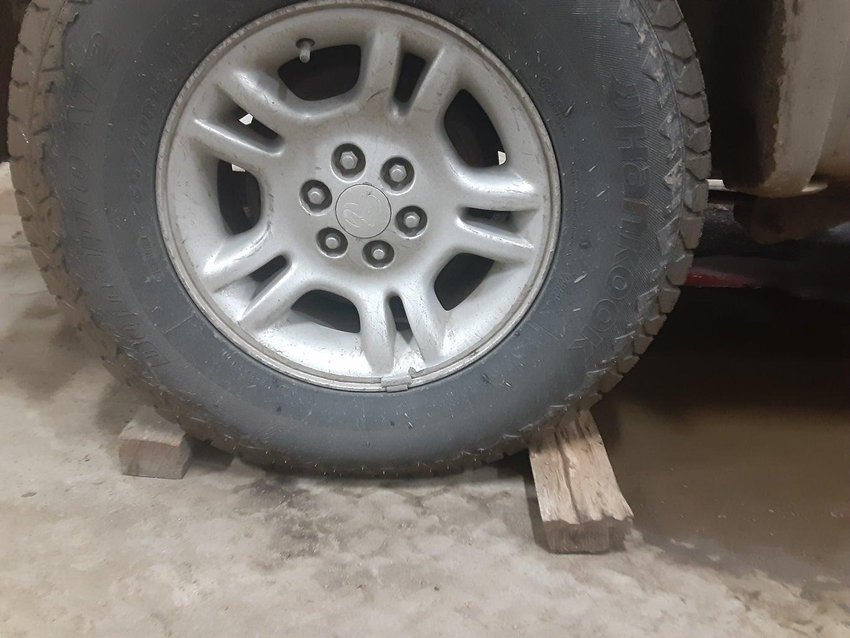 Set the Parking Brake