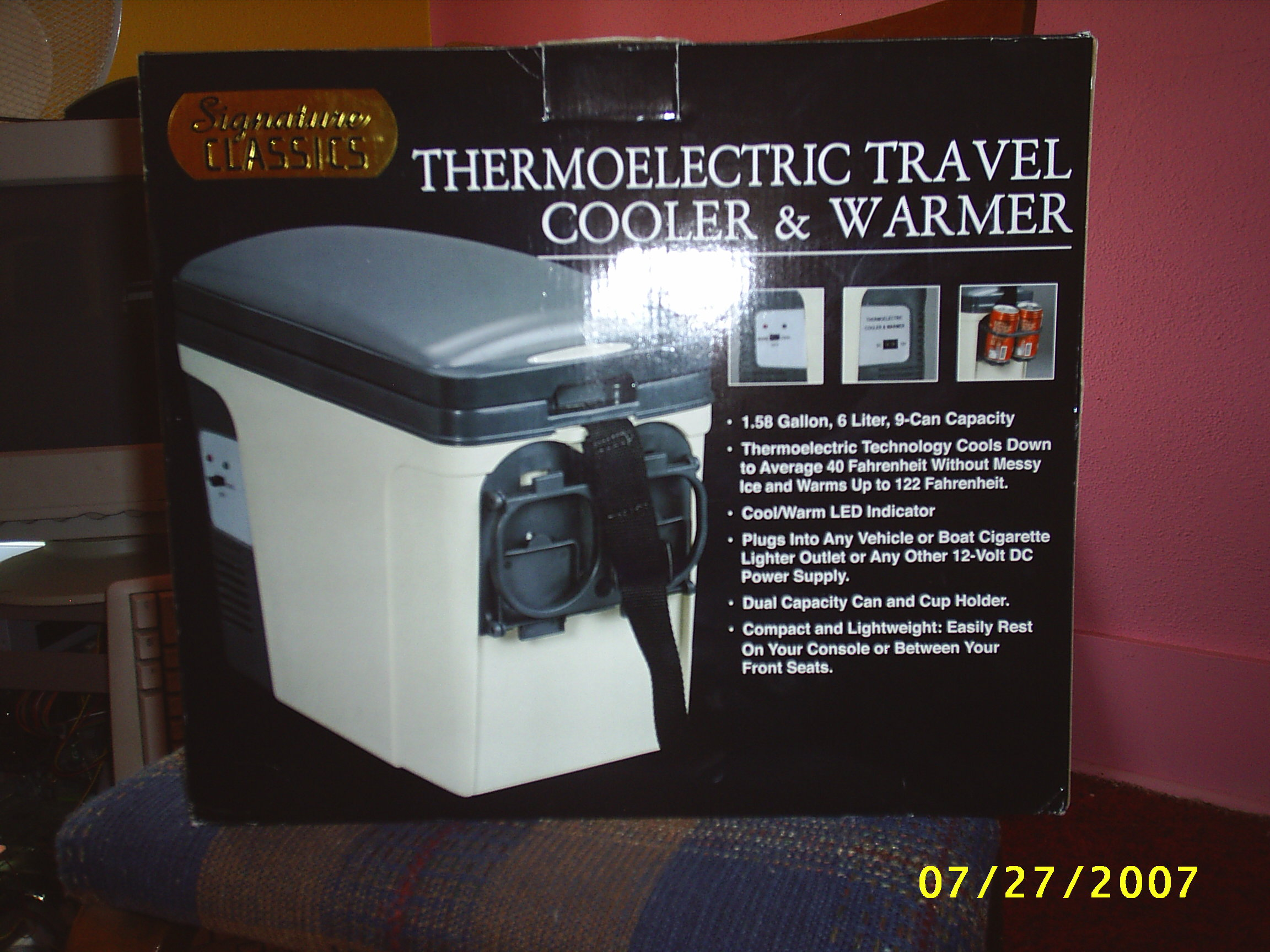 Better thermoelectric Cooler/ Heater