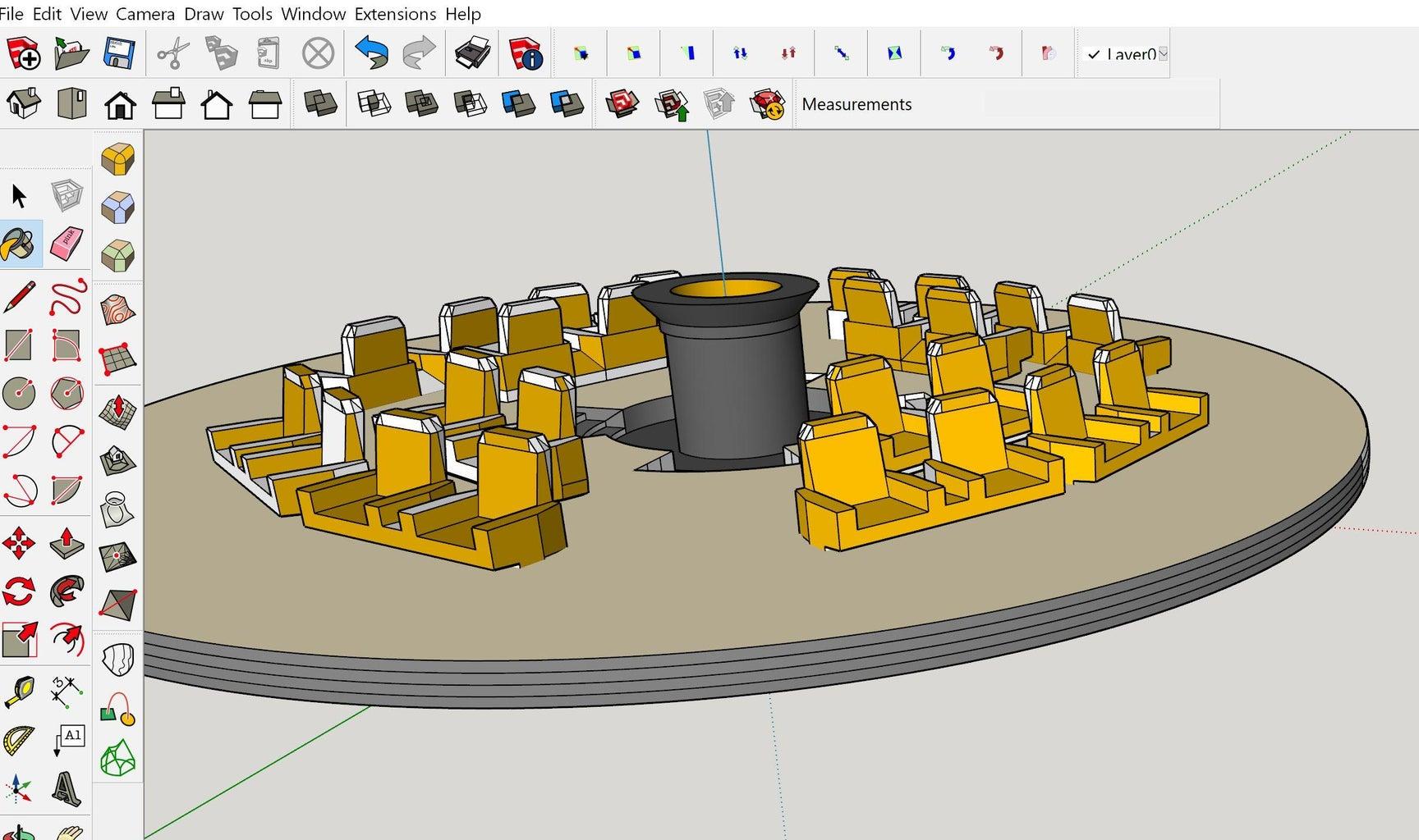 Create the Model Digitally