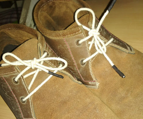 Elastic Shoe Lace Hack for LAZY PEOPLE
