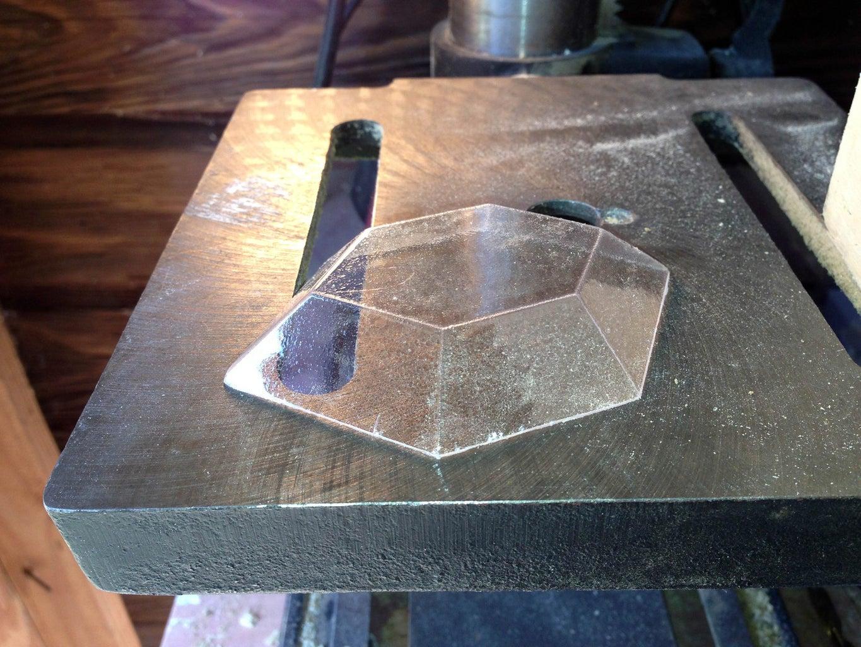 Vacuum Forming the Halves