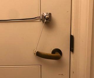 Secret Door Opener