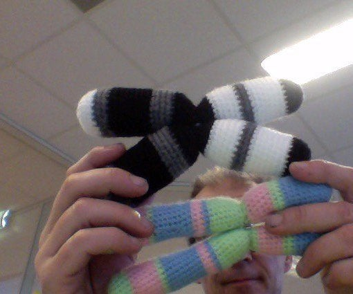 Crochet a Chromosome Pair