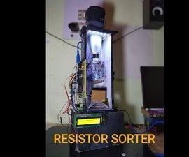 Resistor Sorter - Ishaan