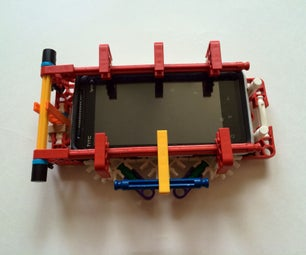K'nex Cell Phone Mount for the Tr8