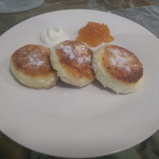 Curd Fritter