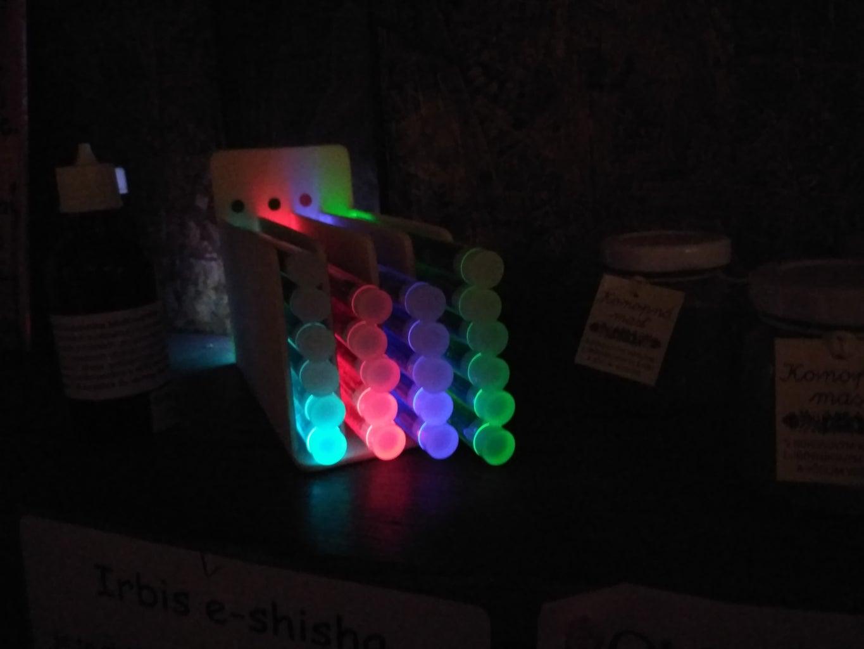 equally Adjusted Brightness of LEDs