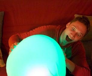 Giant Pressure Sensitive Color Bubble - Spectra Bauble™