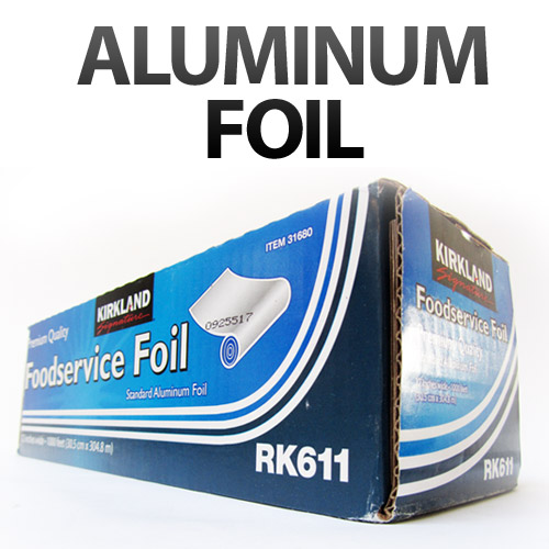 Thirty Unusual Uses for Aluminum Foil