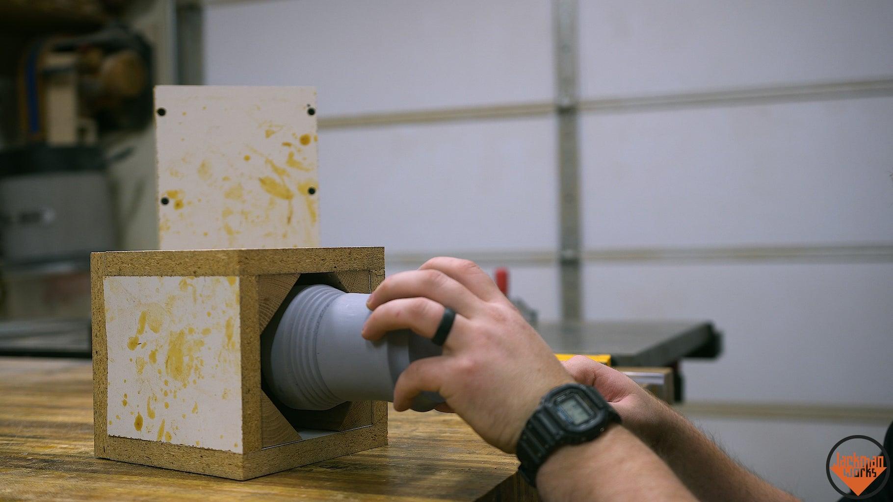 Preparing the Mold Box