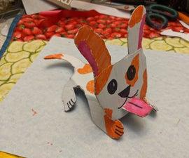 纸或纸板司法狗