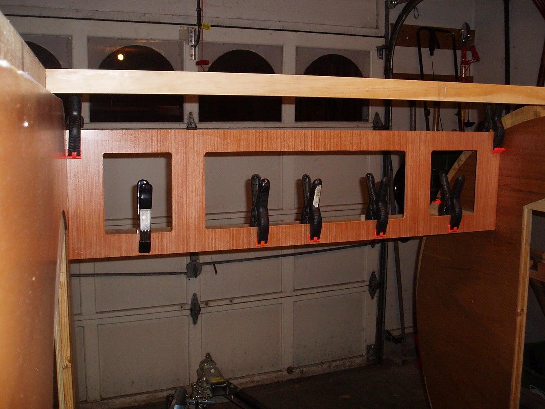 Overhead Cabinet, Velvet, Outlets