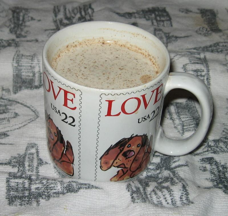 Hot Coffee Milk