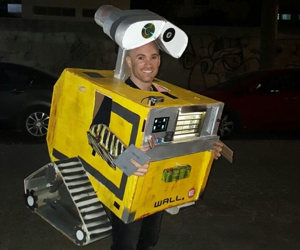 Wall E Costume