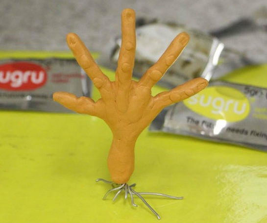 Stop Motion Puppetry With Sugru