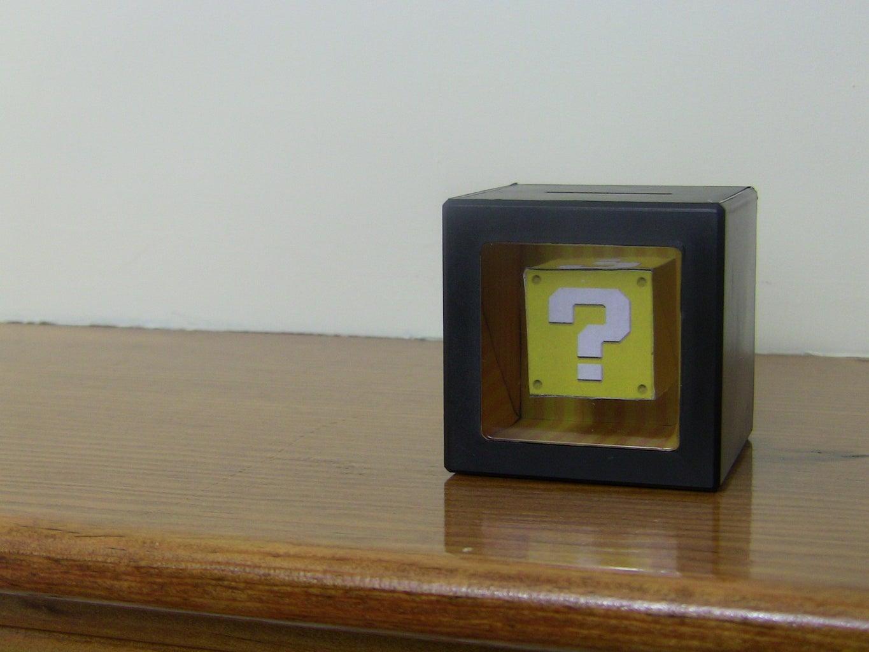 Super Mario Mystery Box Magic Bank