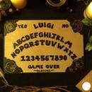 Custom Wooden Ouija Board // Luigi Board